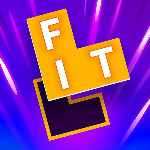 Flow Fit - Word Puzzle (Software Scrabble)