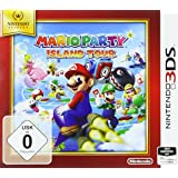 3DS Mario Party: Island Tours Selects. Für Nintendo 3DS