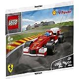 2014 La Nuova Shell V-power Lego Collection Ferrari F138 40190 Esclusiva Sigillata