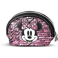 KARACTERMANIA Minni Mouse Lollipop-Portamonete Ovale, multicolour
