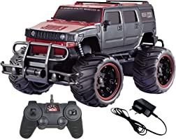 Webby Off-Road Passion 1:20 Monster Racing Car, Black