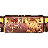 Britannia Cakes Nut & Raisin Cake, 60g