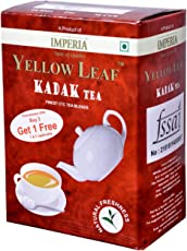Imperia Yellow Leaf Kadak Black Tea - 250g
