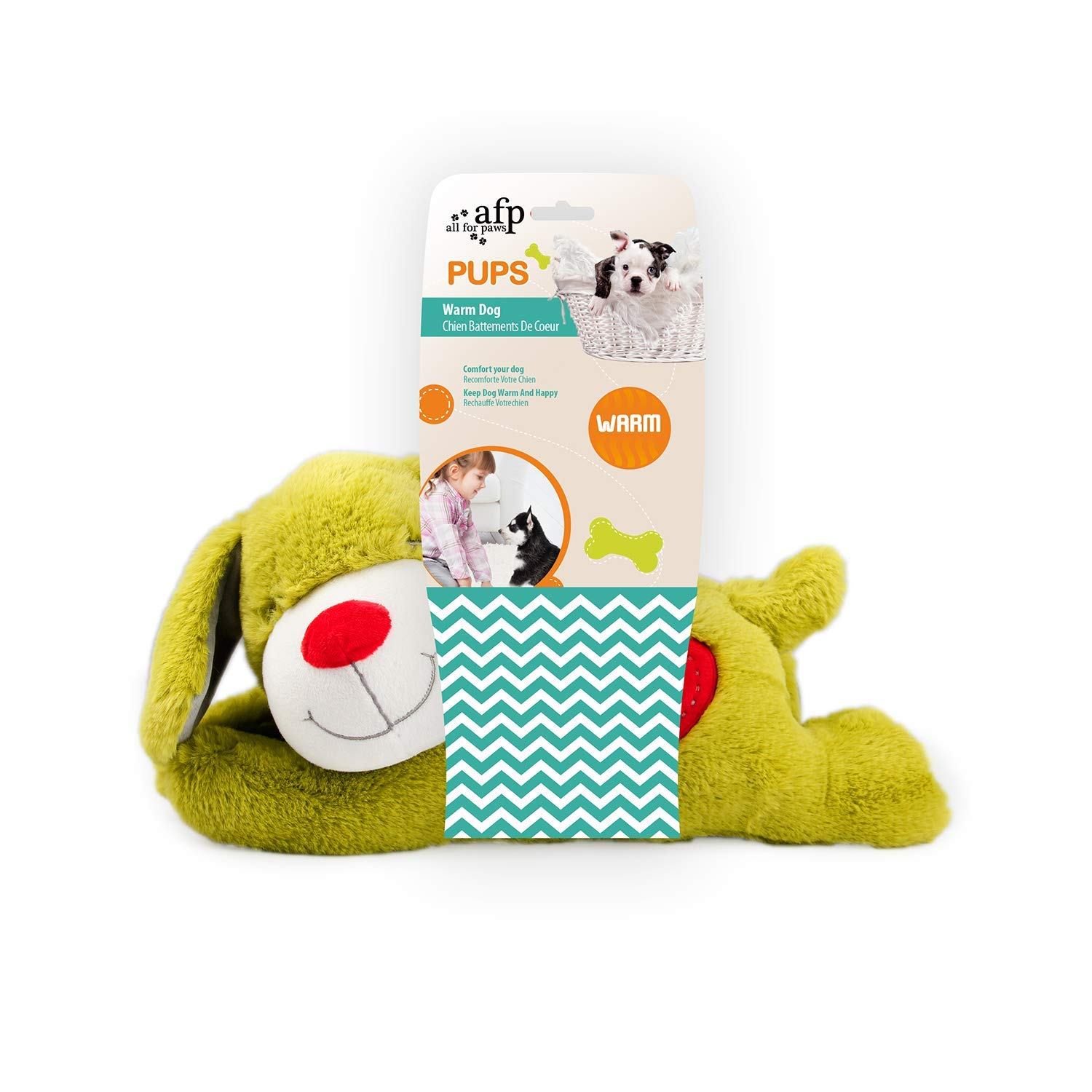 ALL FOR PAWS AFP Little Buddy – Warm Dog