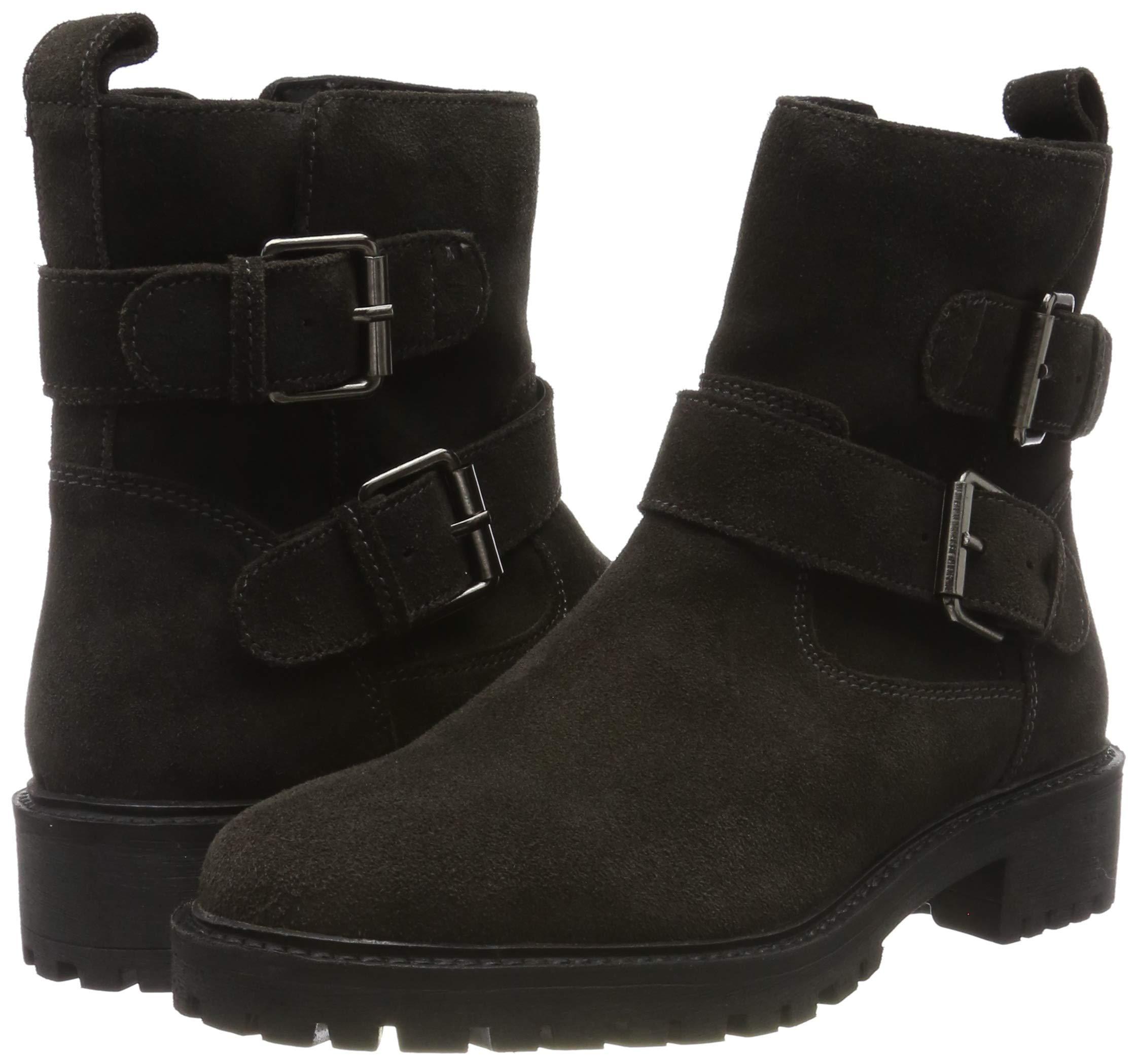 Geox Damen D Hoara G Biker Boots 5