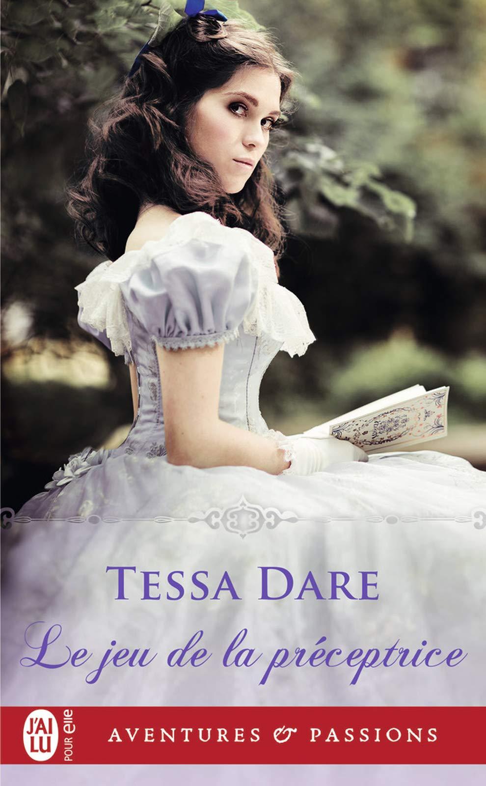 Le jeu de la préceptrice (J'ai lu Aventures & Passions) por Tessa Dare