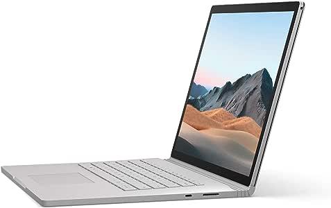 "Microsoft Surface Book 3 da 13.5"", Core i5, RAM 8 GB, SDD 256 GB, Platino"