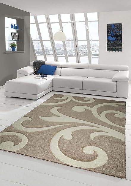 Teppich Wohnzimmer Beige. Teppich Beige Weiss Teppich 3X4M Hause