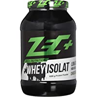 ZEC+ Whey Isolat – 1000 g, Molkenprotein Eiweißpulver, Geschmack Schoko