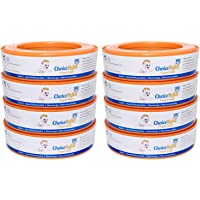 ChoiceRefill per Angelcare sistema di smaltimento pannolini (8-Pezzi)