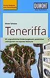 DuMont Reise-Taschenbuch Reiseführer Teneriffa: mit Online-Updates als Gratis-Download