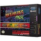 Retro-Bit Europe Jaleco Brawler's Pack PAL Version SNES Cartridge for Super NES (Nintendo Super NES) [Edizione: Regno…