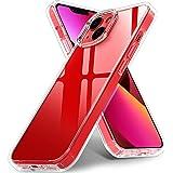 Ferilinso Protection Coque pour iPhone 13 Antichoc, Anti-jaunissement 10x, Excellente résistance au Choc, Résistant aux Rayur
