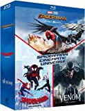 Spider-Man Cinematic Universe 3 Films [Blu-Ray]