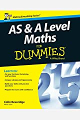 AS and A Level Maths For Dummies Paperback
