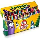 96 ct. Crayons - Non-Peggable