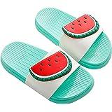 Sisttke Girls Boys Summer Slippers Toddler Kids Bath Slipper Men Womens Slide Sandals Anti-Slip Pool Slippers