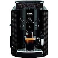 Krups Automatic Coffee Machine 1.8 Litre 15 bar, CappuccinoPlus Nozzle Black
