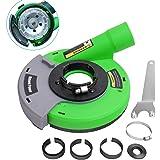 Diment Power Universal sughuva för vinkelslip med borstkrans 115/125 mm, grön