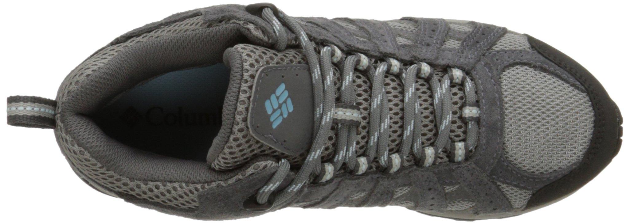 71ipOKbFkOL - Columbia Women's Redmond Mid Waterproof, Multisport Outdoor Shoes