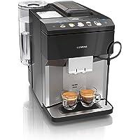 Siemens EQ.500 classic Kaffeevollautomat TP507DX4, einfache Bedienung, alexa fähig, zwei Tassen gleichzeitig, 1.500 Watt…