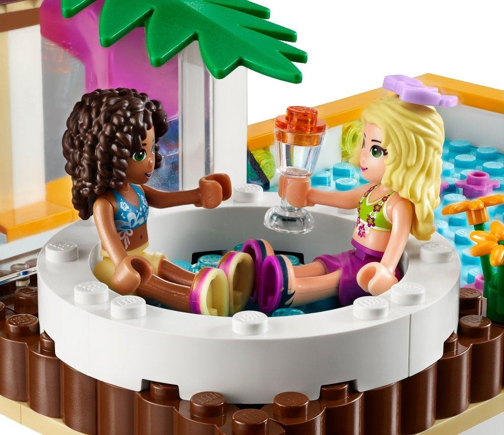 Lego friends 41008 heartlake city pool - Lego friends piscina ...