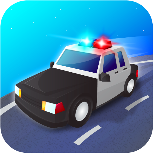 Hunger Cops: Endless Running Race for Donuts (no wifi)