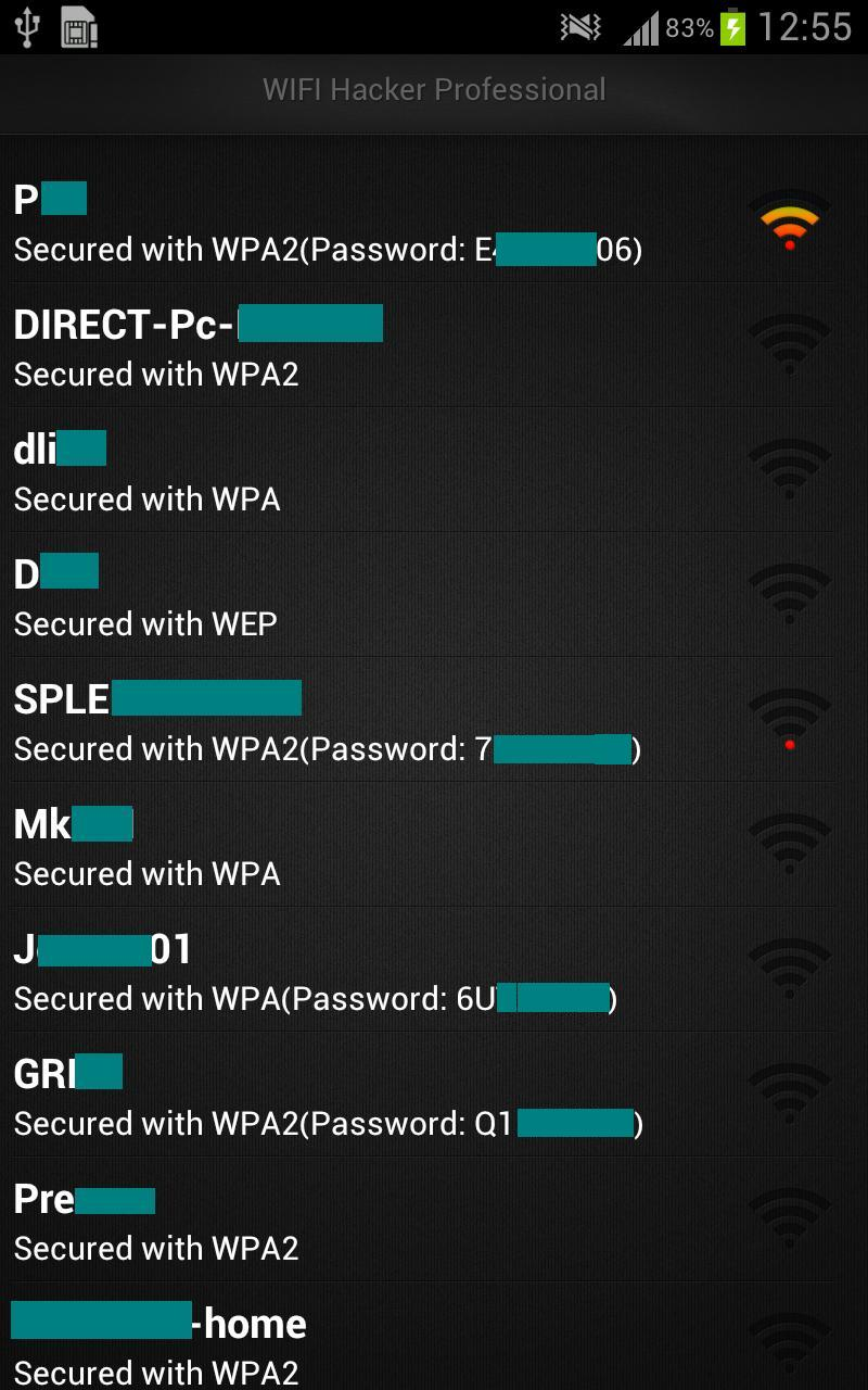 WIFI Hacker Professional Prank: Amazon.de: Apps für Android