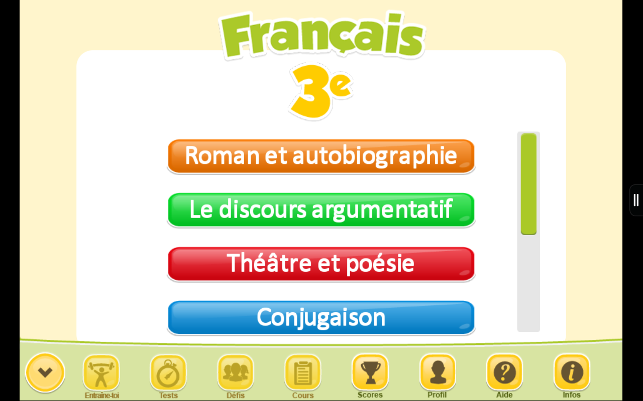 ExoNathan Brevet Français 3e : des exercices de révision ...