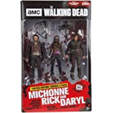 Unbekannt The Walking Dead Actionfiguren Rick, Michonne, Daryl