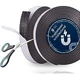 Magneetstrip 3m sterke magneetband - plakband magneet magneetband zelfklevende tape