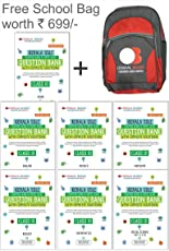 Oswaal Kerala SSLC Question Bank Class 10 (Set of 7 Books) Hindi, English, Physics, Chemistry, Maths, Biology, Social Science (For March 2019 Exam)(Free Bag worth INR 699)