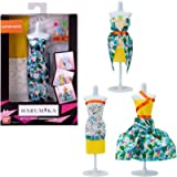 Harumika Fashion Design for Kids- Craft Your Own Catwalk Looks with This Creative Kit - Single Torso Set - 'Nature Mood…
