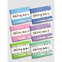 Blossom Colouring Books for 3 to 7 Year Old Kids | Crayon and Pencil Colouring for Nursery, Preschool and Primary…