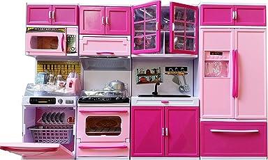 Sunshine Big Size Kitchen Modern Kitchen Set