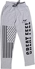 AVR Boy's Lower Terry Cotton Regular FIT Casual Wear Pyjama,Sleepwear,Trackpant,Bottom wear and Sports wear.