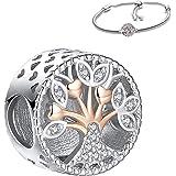 Belinia Prestige - Bijoux femme - Pendentif charm - pour bracelet ou collier - 925/1000 Sterling
