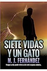 Siete vidas y un gato: (Inspector Salazar 07) Novela negra y policíaca (Serie del inspector Salazar nº 7) Versión Kindle