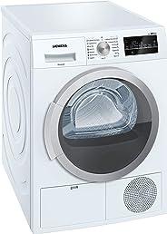 Siemens Condenser Dryer, White, 8 Kg, Wt46G400Gc