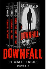 The Downfall Series Box Set (Books 1 – 3): Dark, gritty thrillers packed with crime and suspense Kindle Edition