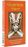 BADERs Guarana Fitgum de la pharmacie. Chewing-gum énergétique aux extraits de guarana. Le secret des Incas pour faire le plein d'énergie. Toujours là quand on en a besoin.