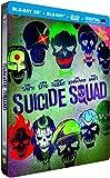 Suicide Squad SteelBook DC COMICS Boîtier SteelBook]