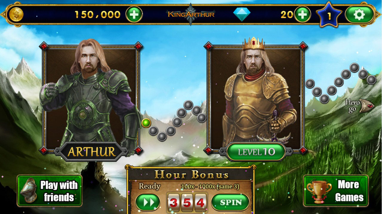 Slots King Arthur Best Vegas Slot Machines And Casino Slots