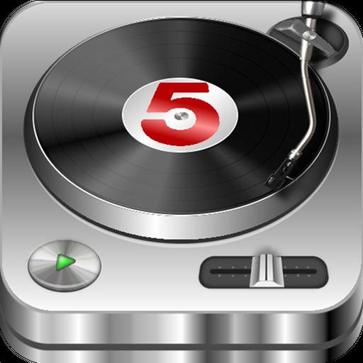 DJ Studio 5 - Dj-mixer-app