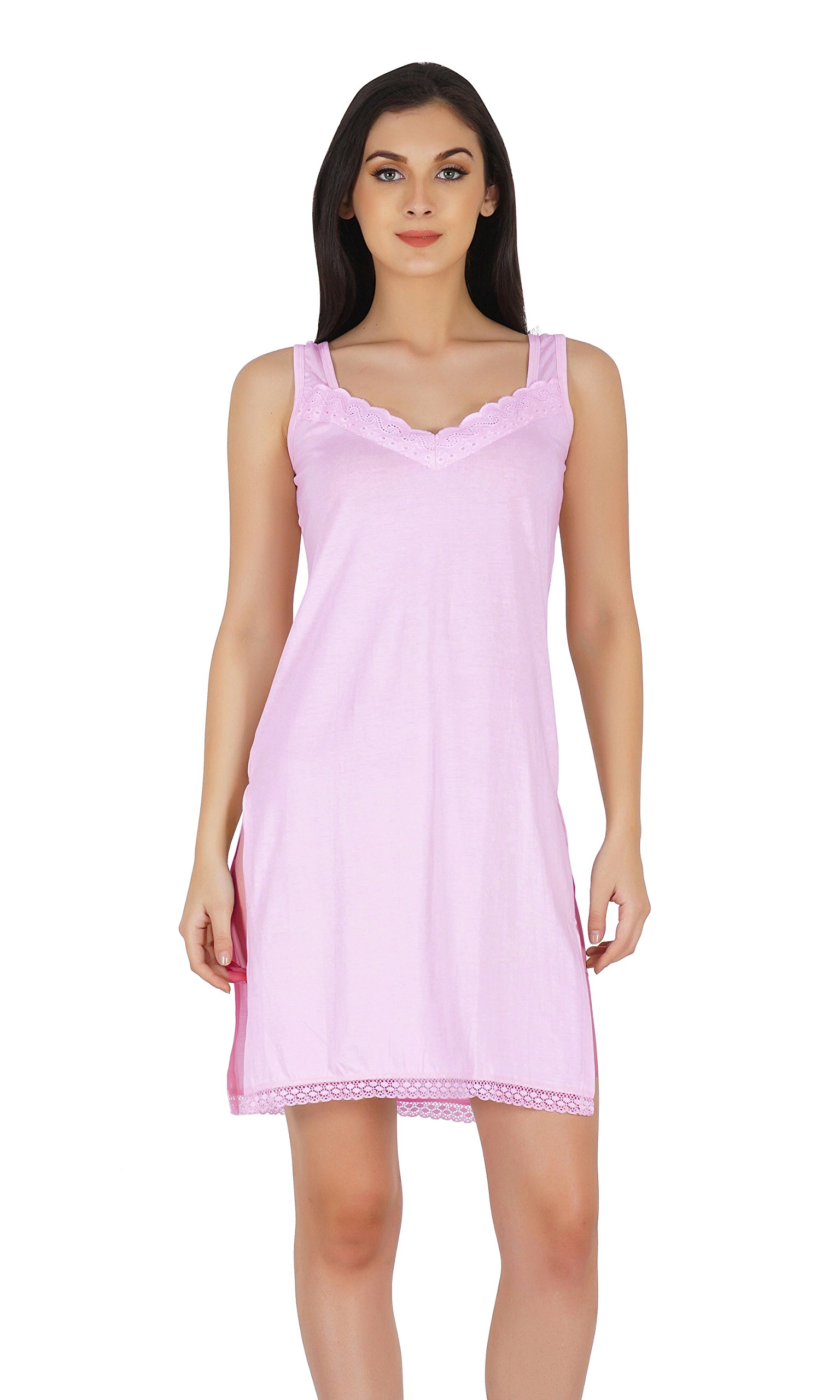 Cotton Full Slip Camisole