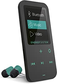 Energy Sistem MP4 Touch Bluetooth Mint Green (MP4 Bluetooth music player,  in-ear earphones included, 8 GB,  touch buttons, F