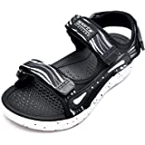Sandalias para niños Zapatos de playa para niños y niñas Sandalias para caminar Sandalias para exteriores con punta cerrada Z