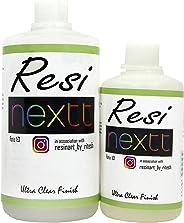 Epoxy ResinartbyRitesh 1:3 Ratio Art Resin Kit (1.33 kg)