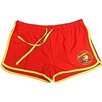 Lifeguardgear Baywatch Ladies RED/Yellow Shorts