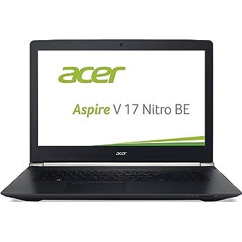 Acer Aspire V 17 Nitro - Black Editon (VN7-792G-74Q4) 43,9 cm (17,3 Zoll Full HD IPS) Laptop (Intel Core i7-6700HQ, 8GB DDR4-RAM, 1TB SSHD, NVIDIA GeForce GTX 960M, DVD, Win 10 Home) Schwarz